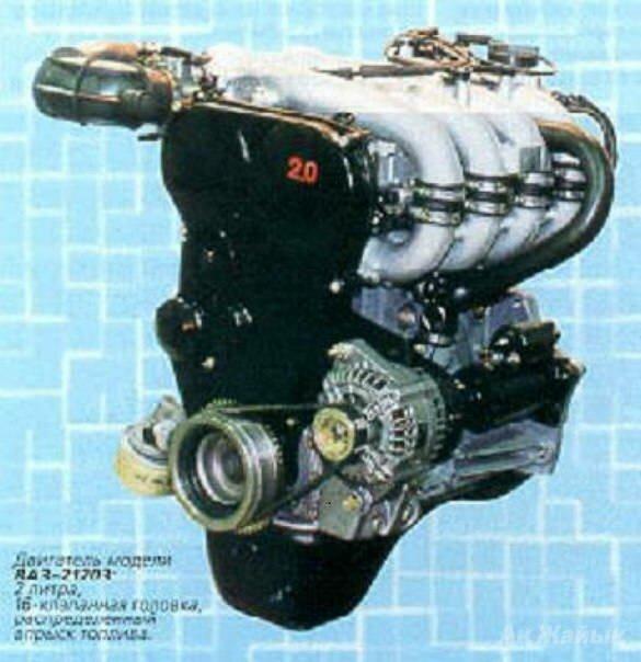Какой двигатель можно поставить на ваз